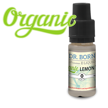 Organic Lemon Tree 10 ml 0 mg/ml