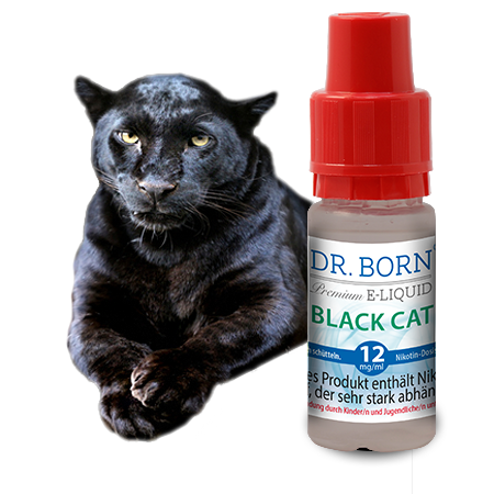 Black Cat 10ml 12 mg/ml