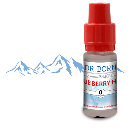 Blueberry Hill 10ml 0mg/ml