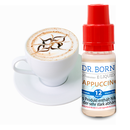 Cappuccino 10ml 12 mg/ml