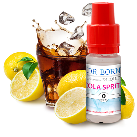 Cola-Spritz 10ml 12 mg/ml