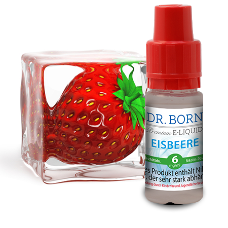 Eisbeere 10ml 6 mg/ml