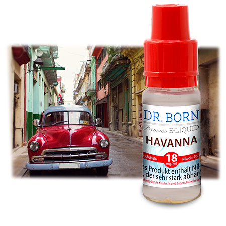 Havanna 10ml 18 mg/ml