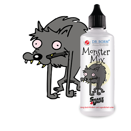 Shake4Vape Monster Mix