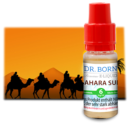 Sahara Sun 10ml 6 mg/ml