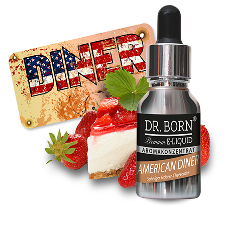 Aroma American Diner 15ml