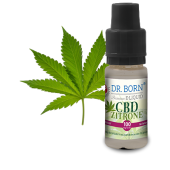 CBD 100mg/10ml Zitrone