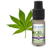 CBD 300mg/10ml Zitrone