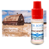 Hacienda 10ml 0 mg/ml